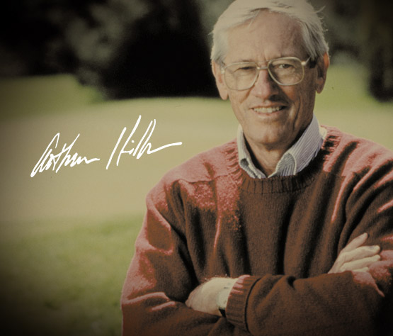 Golf course architect Arthur Hills